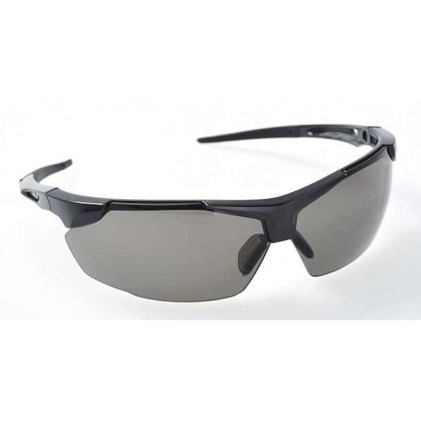 Defender sikkerhedsbrille sportsmodel - mørk