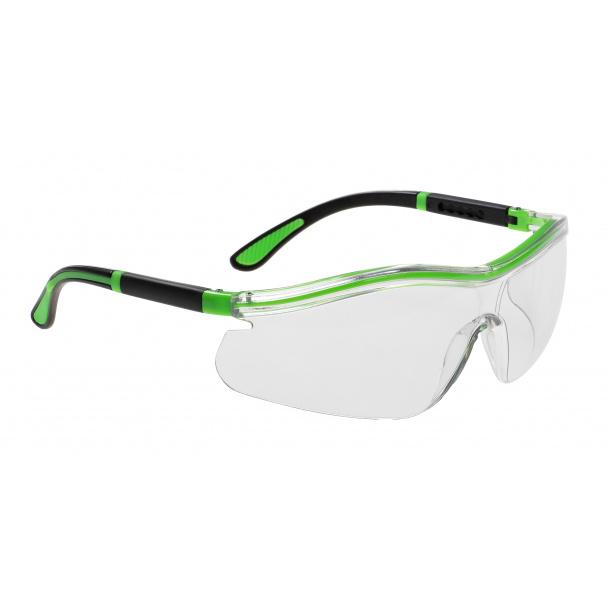 Neons sikkerhedsbriller klar