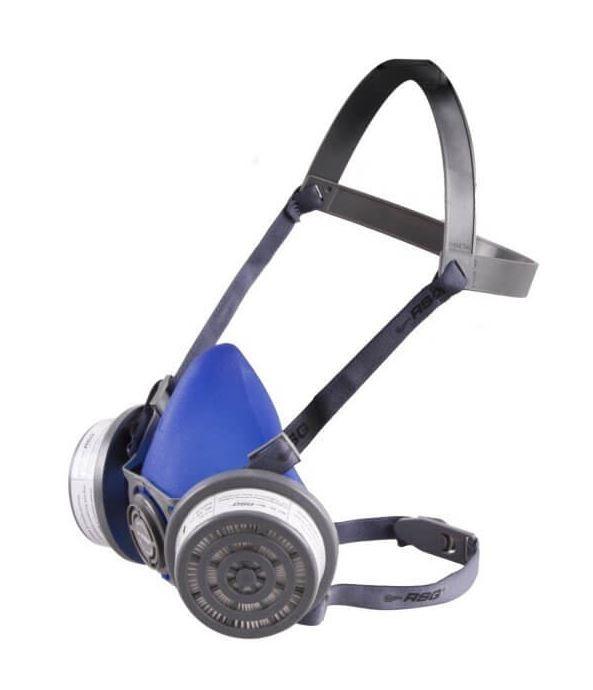 8c376751d CombiPack Plus halvmaske med 2 stk P3 filtre