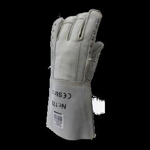 Mink handsker