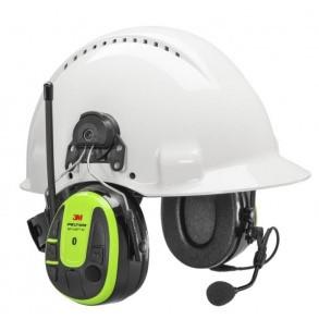 Elektroniske hjelmhøreværn